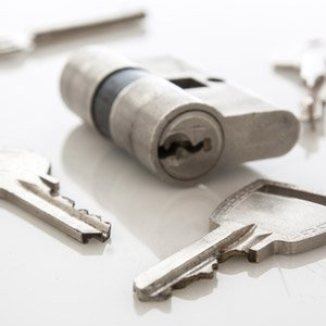 re-key lock cylinder