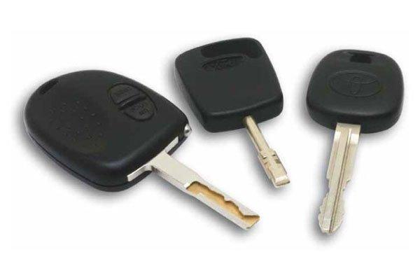 Transponder Key Examples