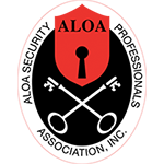 aloa logo locksmith association