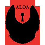aloa logo locksmith association