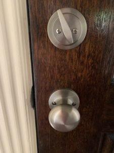 re-keying service locks deadbolt