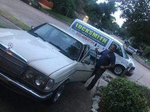 car & trunk lockout